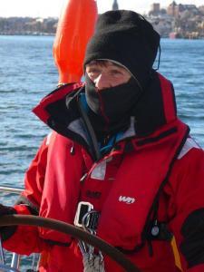 Schwerwettertörn in der Ostsee - März 2013