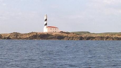 Mahon Leuchtturm